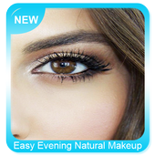 Easy Evening Natural Makeup icon