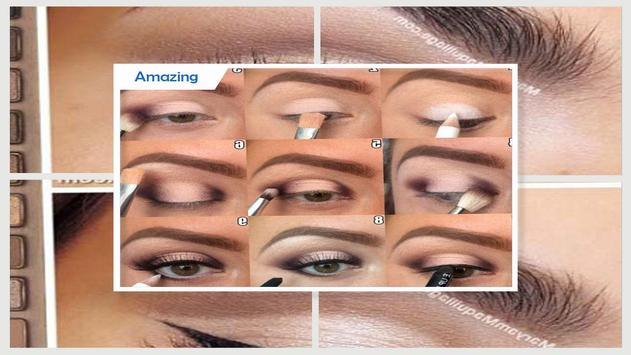 Easy Evening Natural Makeup screenshot 3