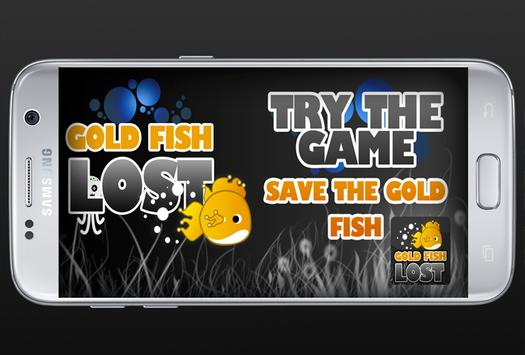 Gold Fish Lost poster