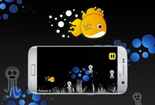 Gold Fish Lost apk screenshot