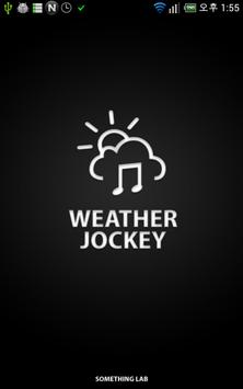 [NewConcept App] WeatherJockey poster