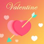 Valentine Status Hindi icon