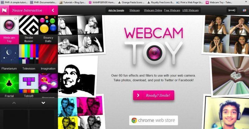 Facecam Toy