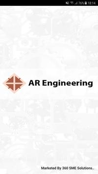 AR ENGINEERING poster