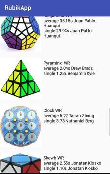 RubikApp screenshot 3