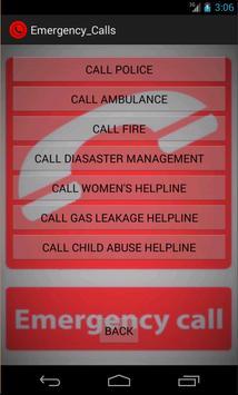 Emergency_Calls apk screenshot