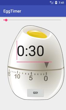Egg Timer By Harish poster