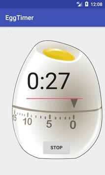 Egg Timer By Harish screenshot 1
