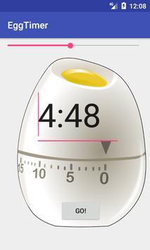 Egg Timer By Harish screenshot 2