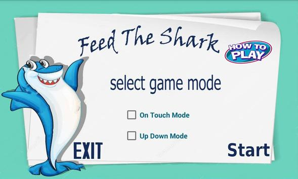 Feed The Shark poster