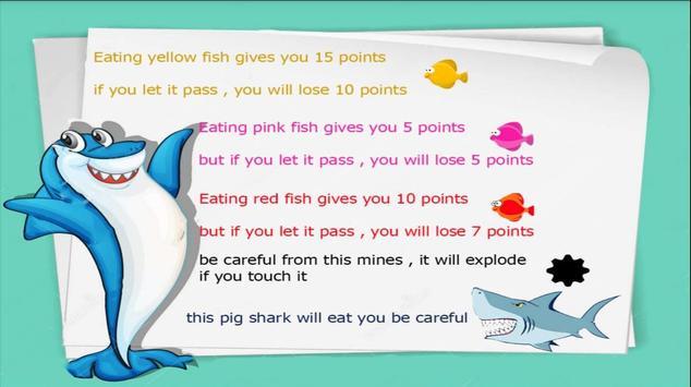 Feed The Shark screenshot 1