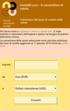 my money - le mie finanze screenshot 7