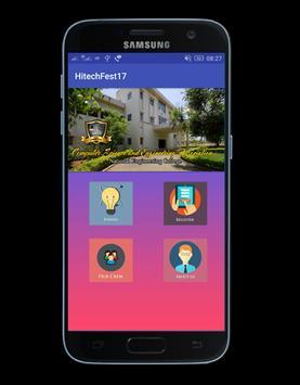 Hi - Tech Fest ' 17 apk screenshot