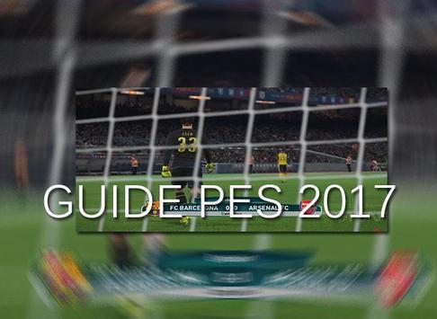 GUIDE PES 2017 GAME MOBILE screenshot 1
