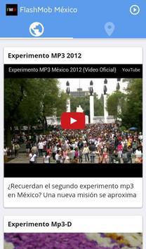 FlashMob México poster