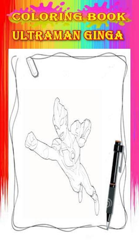 Coloring Book For Ultraman Descarga APK - Gratis Educación ...