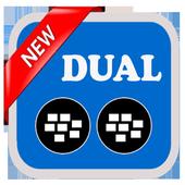 Dual BBM® 2016 icon