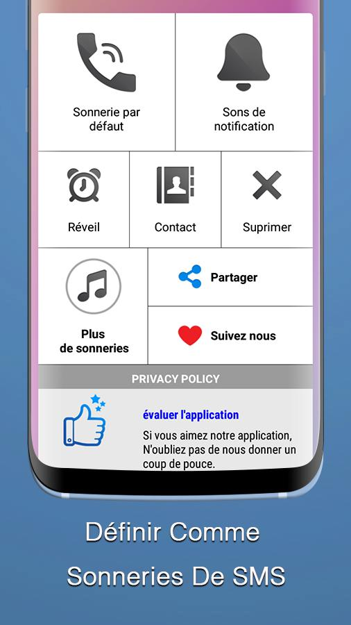 Sonneries Pour Galaxy S8 for Android - APK Download
