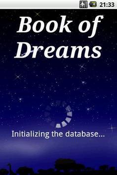 Book of Dreams (dictionary) apk screenshot