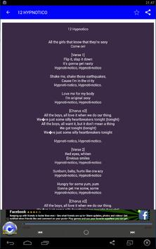 Jennifer Lopez Songs and lyrics apk screenshot