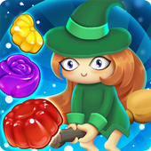 Candy Jelly Sweet 2018 icon
