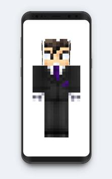 Vegetta Skin For MCPE For Android APK Download - Skins para minecraft pe de vegetta777