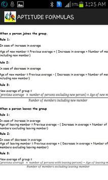 Quantitative Aptitude Tricks screenshot 1