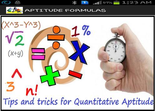Quantitative Aptitude Tricks screenshot 3
