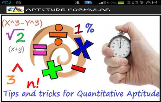 Quantitative Aptitude Tricks screenshot 4