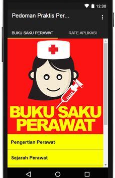 Pedoman Praktis Perawat poster