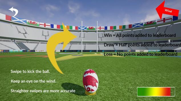 Six Nations Rugby apk screenshot