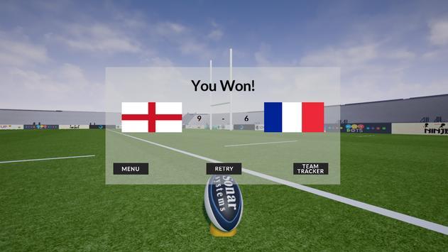 Rugby World Cup screenshot 11