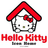 Hello Kitty Icon Home icon