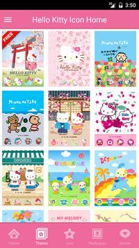 Hello Kitty Icon Home screenshot 1