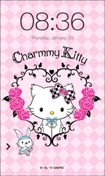 Charmmy Kitty Chess ScreenLock poster