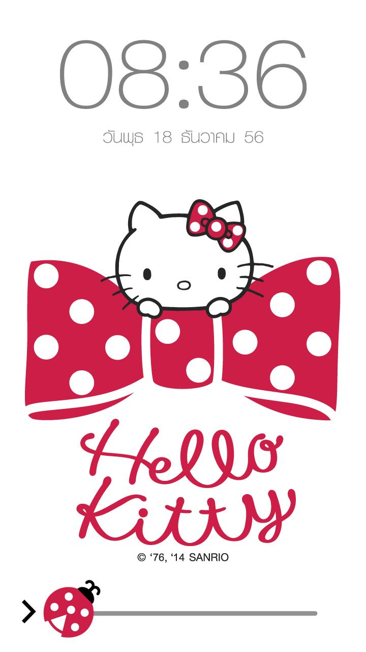 Hello Kitty Screen Lock For Android Apk Download