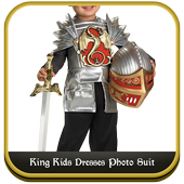 King Kids Dresses Photo Suit icon