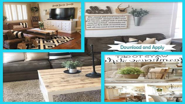 Cool Rustic Farmhouse Kitchen Styles screenshot 1