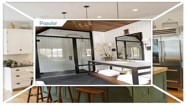Cool Rustic Farmhouse Kitchen Styles screenshot 2