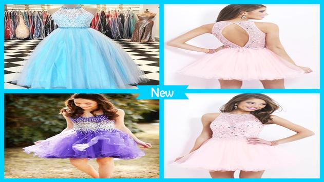 Cute Prom Dress Style Ideas poster