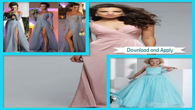 Cute Prom Dress Style Ideas apk screenshot