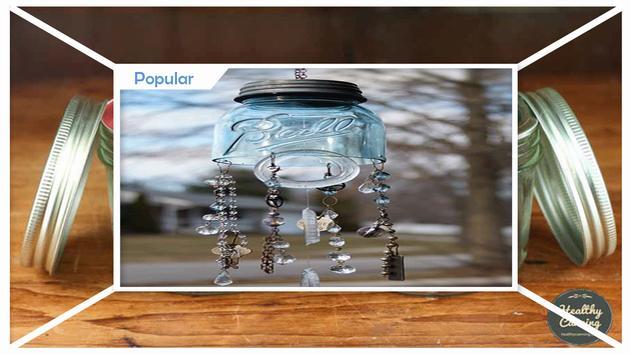 DIY Mason Jar Lids Creations apk screenshot