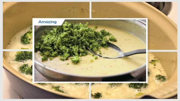 Easy Broccoli Cheese Soup Recipes screenshot 3