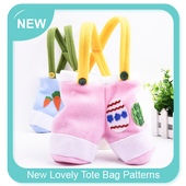 New Lovely Tote Bag Patterns icon