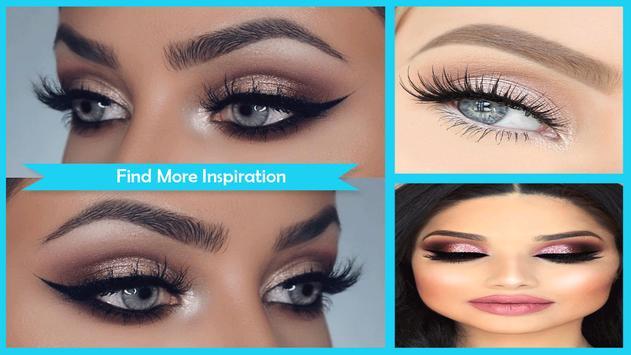 Sexy Evening Eye Makeup poster