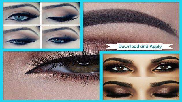 Sexy Evening Eye Makeup screenshot 1