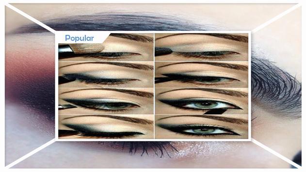Sexy Evening Eye Makeup screenshot 2