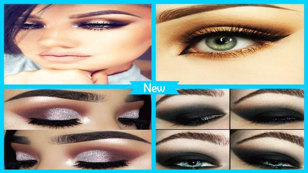 Sexy Evening Eye Makeup screenshot 4