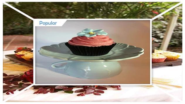 Simple DIY Cupcake Stand ideas apk screenshot