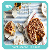 Sweet Cheese Pie Crust icon